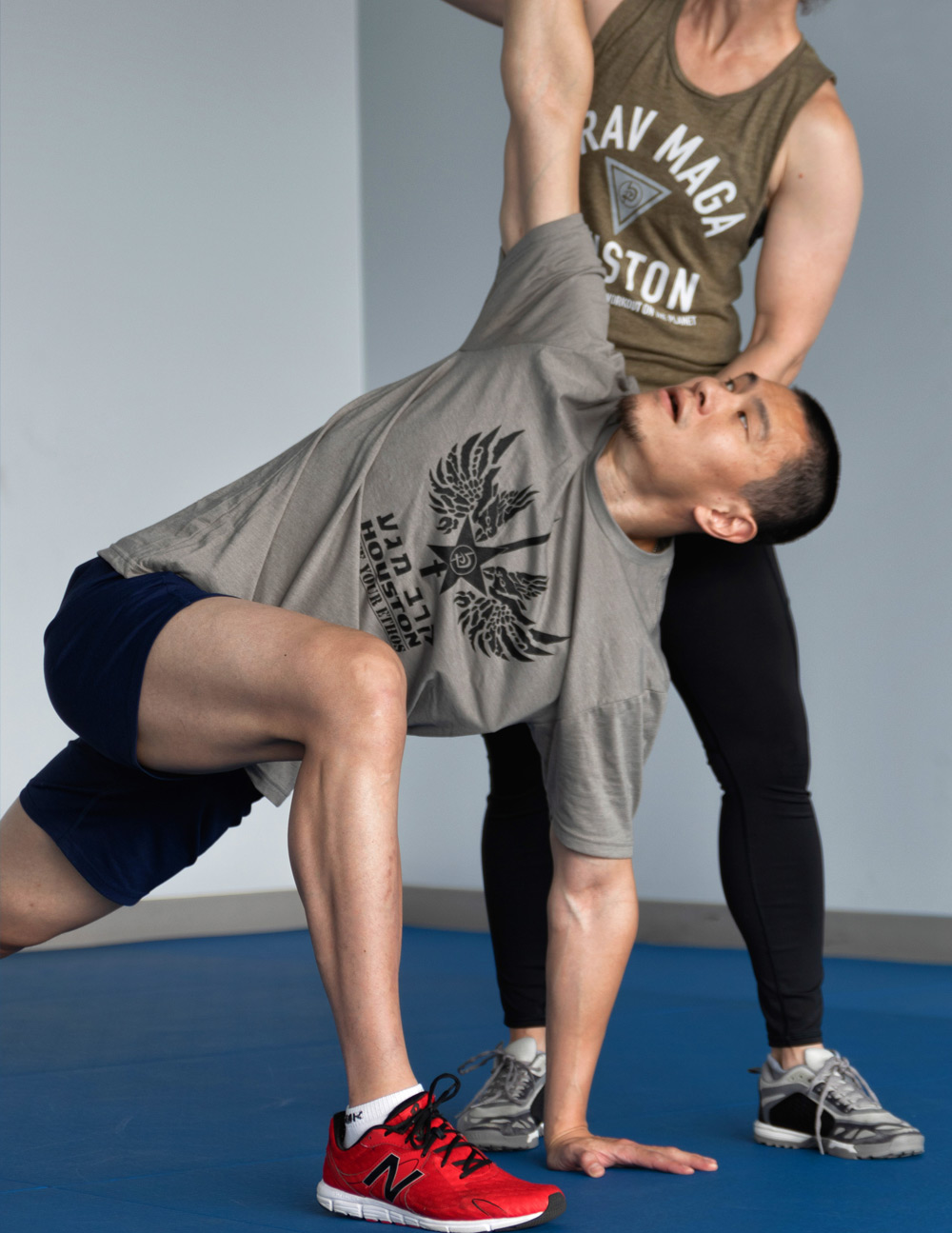 Krav Maga Houston: Warrior Yoga